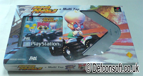 Speed Freaks Multitap Edition | PAL PlayStation Collective